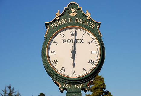 Golf clocks , Rolex Forums , Rolex Watch Forum